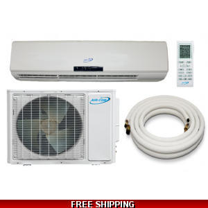AirCon 36000 BTU 18 SEER Mini Split Heat Pump Air Conditioner